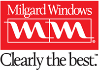 Logo for milgared window