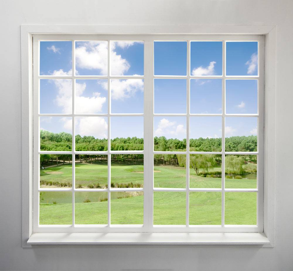 Residential glass installation service b l glass company for Residential window replacement