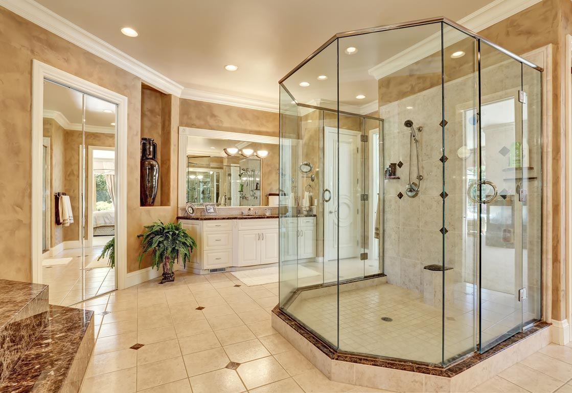 Shower Door Installation Santa Rosa B Amp L Glass Company