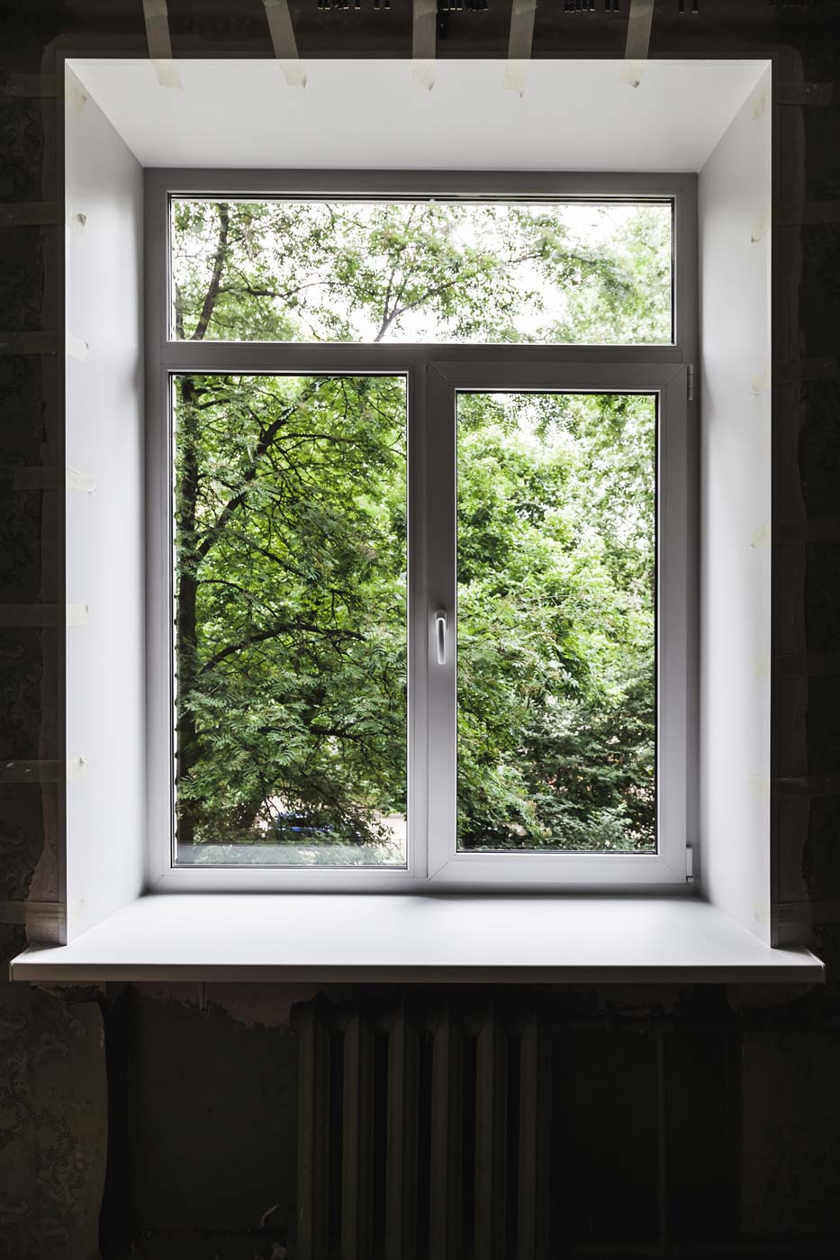 Aluminum and vinyl window installation b l glass company for Vinyl windows company