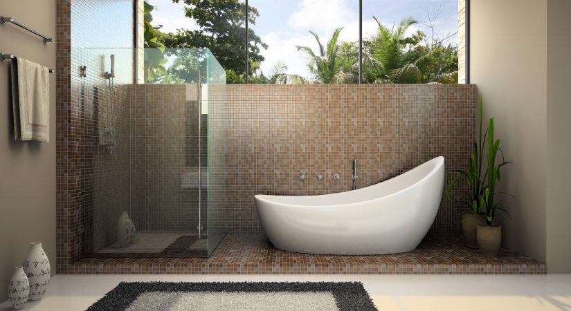 Selecting High-Quality Materials for a New Build Bathroom or Bathroom Remodel.