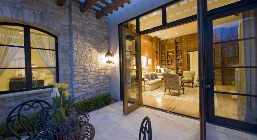 glass doors - sonoma county - bl glass